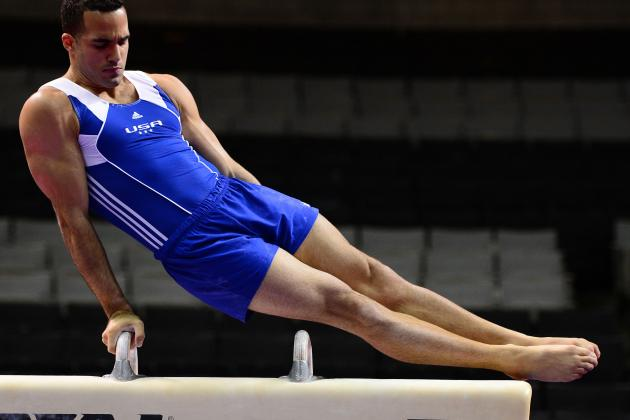 What to Watch at USA Gymnastics National Championships Men's