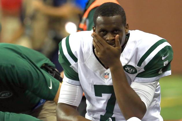 Ryan May Sit Geno Smith for Jaguars Game