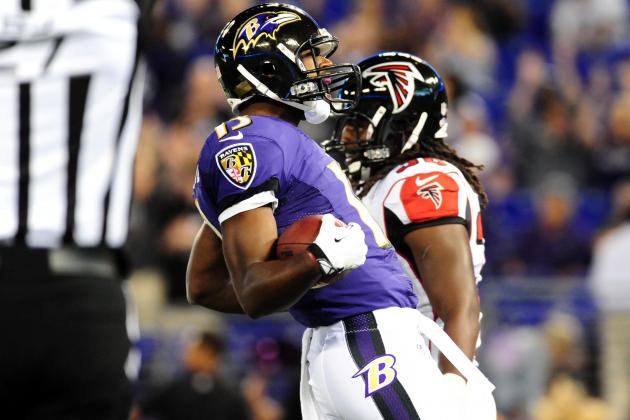 Mellette Continues to Be a Bright Spot for Ravens Receivers