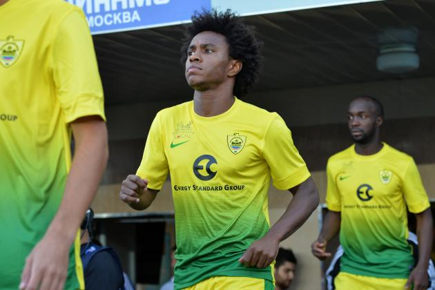 Willian Would Be a Great Signing at an Unlikely Time for Liverpool