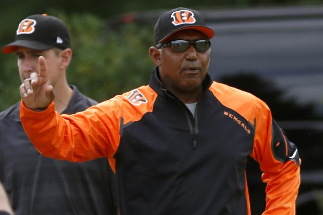 Marvin Lewis Plans to Test Bengals' Depth with Shuffling