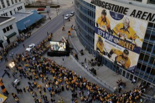 Predators New Ticket Policy Has Chicago Fans Up in Arms