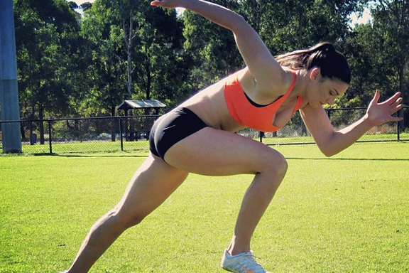 Michelle Jenneke Posts Tremendous Instagram Photo