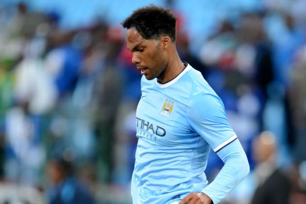 Joleon Lescott Determined to Win New Manchester City Contract
