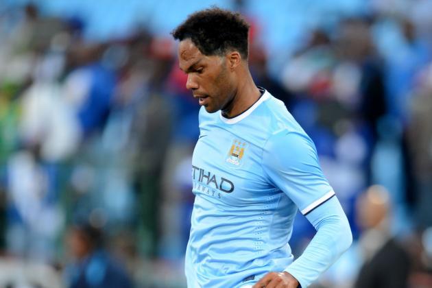 Joleon Lescott Determined to Win New Manchester City Contract