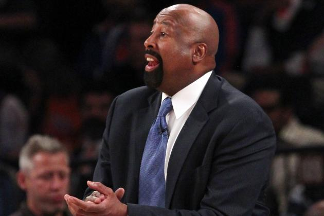 Woodson Knows Division Foes Setting Sights on Knicks