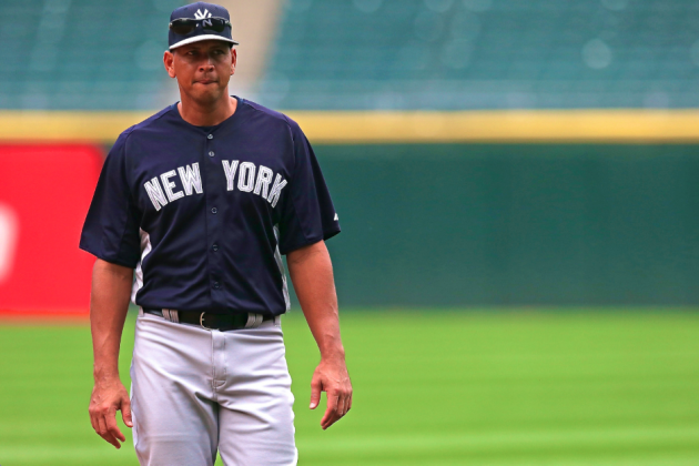 Alex Rodriguez's Camp Reportedly Ratting Out Ryan Braun, Teammate Is New Low