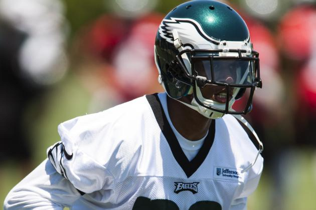 Healing Cary Williams Knows He Must Improve
