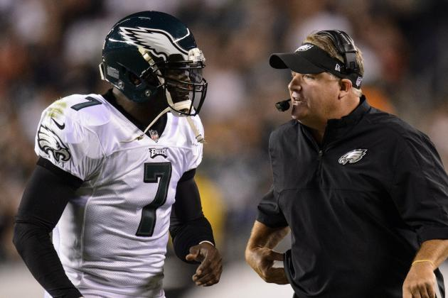Eagles See Benefits of Chip Kelly System