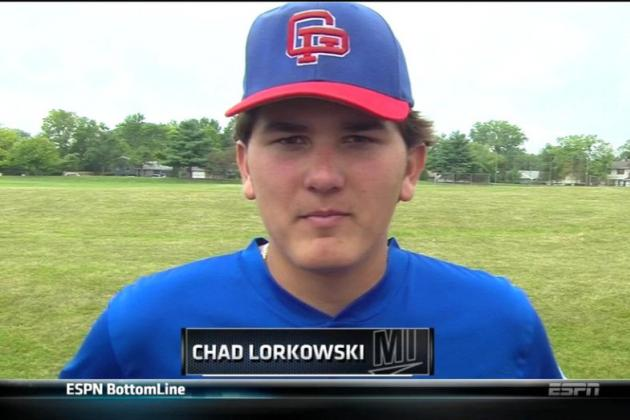 'Swag Daddy' Chad Lorkowski Taking 2013 Little League World Series by Storm