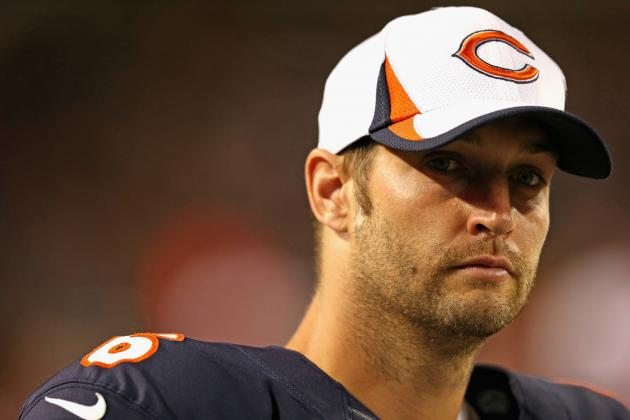 Should Chicago Bears Fans Be Worried About Jay Cutler?