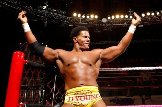 WWE Superstar Darren Young Wants to Be Role Model