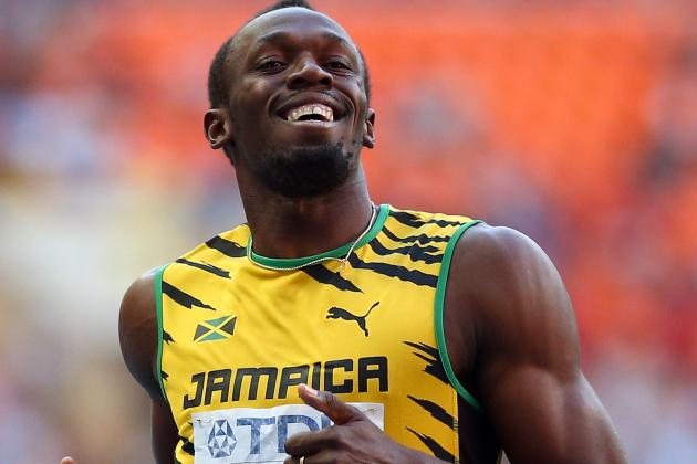 Usain Bolt Lacking Competition in 200-Meter Final Saturday: Preview