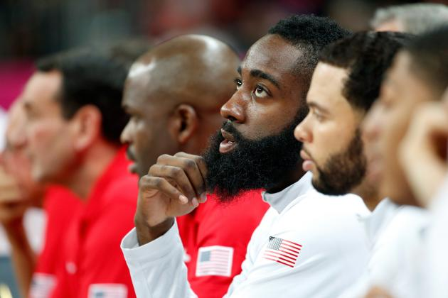 James Harden Beard Drive Is Computer Wizardry at Its Best