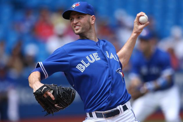 Jays Reinstate Happ, Place Kawasaki on Paternity List