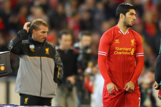 Arsenal Transfer Rumours: Latest on Luis Suarez, Ashley Williams and More