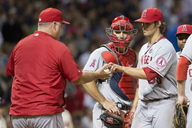 In Offseason, Halos Will Re-Emphasize Pitching