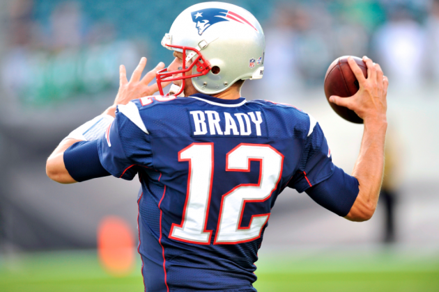 Tom Brady Injury: Updates on New England Patriots QB's Knee