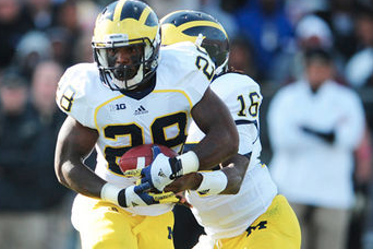 Michigan's Al Borges Not Opposed to Multiple RBs