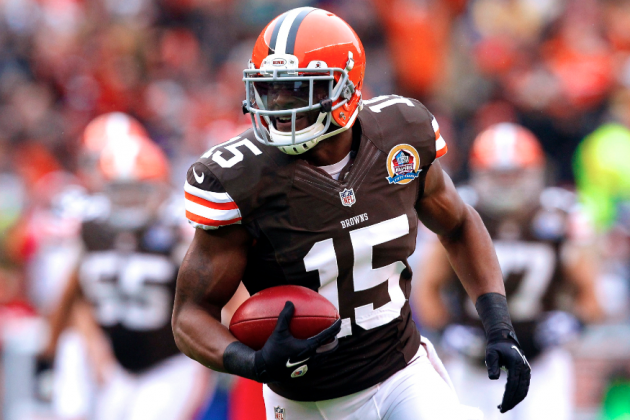 Fantasy Football Preview 2013: Top 5 WR Sleepers