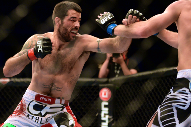 Matt Brown Might Just Be the Fighter All Welterweights Should Fear Most