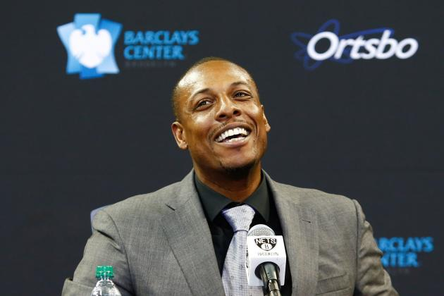 Paul Pierce on Nets-Knicks Rivalry: We're Going from Knicks Town to Nets Village