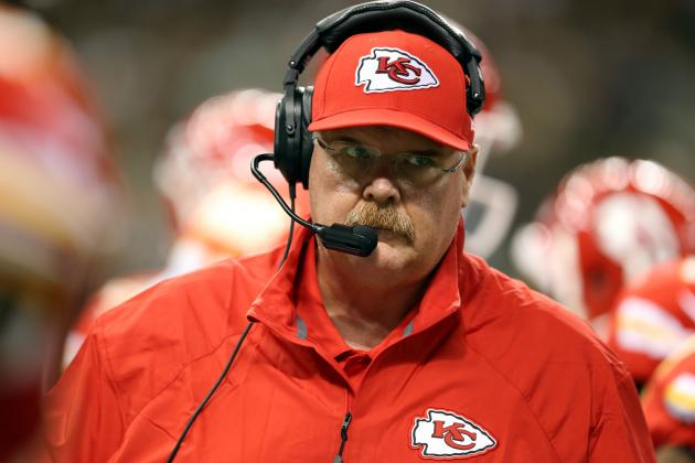 Fox: Chiefs Could Be '13's Worst-to-First Story