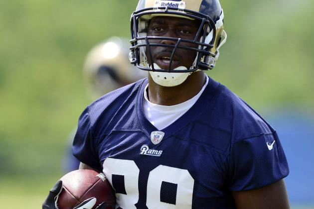 Jared Cook Emerging as Rams' Top Threat in Passing Game