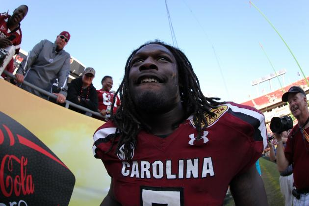 Clowney Tops First Heisman Watch