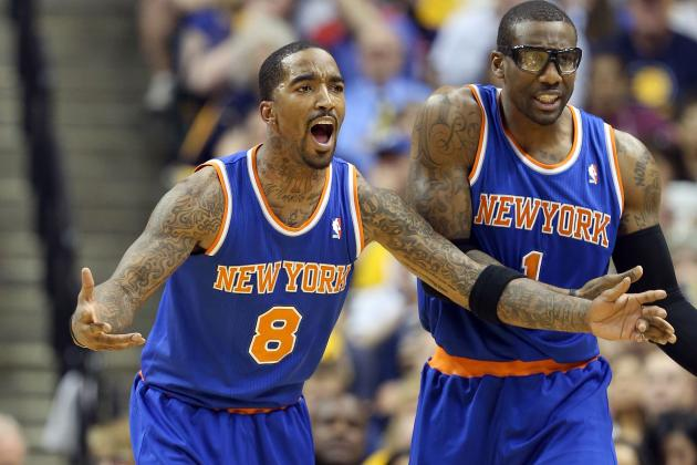 J.R. Smith: Anything Less Than a Title Is a 'Waste' for NY Knicks Next Season