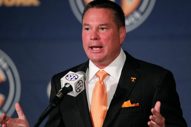 Vols Buying into Butch Jones' Many Quirks
