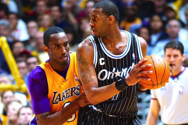 Kobe Bryant Calls Tracy McGrady the Toughest Guy He's Ever Played Against