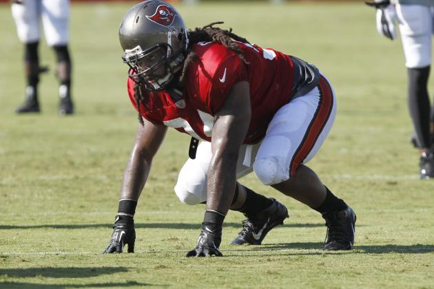 Clayborn Set to Return for Bucs