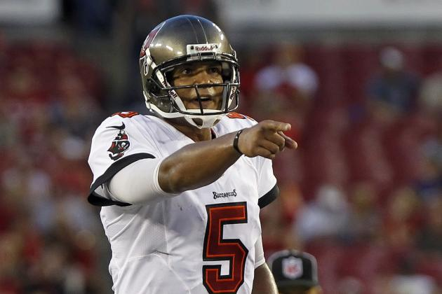 Bucs Have Options with Josh Freeman