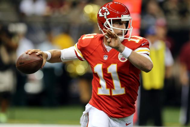Alex Smith Will Show 49ers That He's a Franchise QB in Preseason Matchup