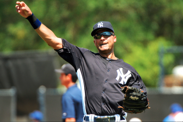 Derek Jeter Injury: Updates on New York Yankees Star's Quad and Calf