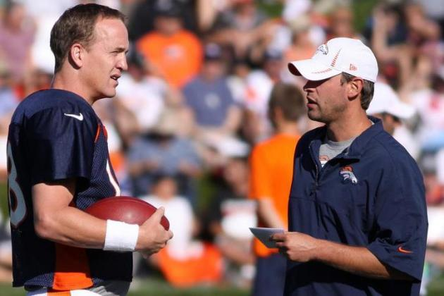 Broncos Putting Trust in New Coordinator Adam Gase