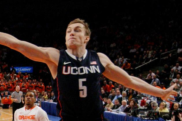 UConn's Niels Giffey to Represent Germany in 2013 EuroBasket