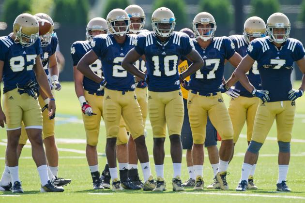 Notre Dame Football: Power Formation Could Be Key to Irish Success in 2013
