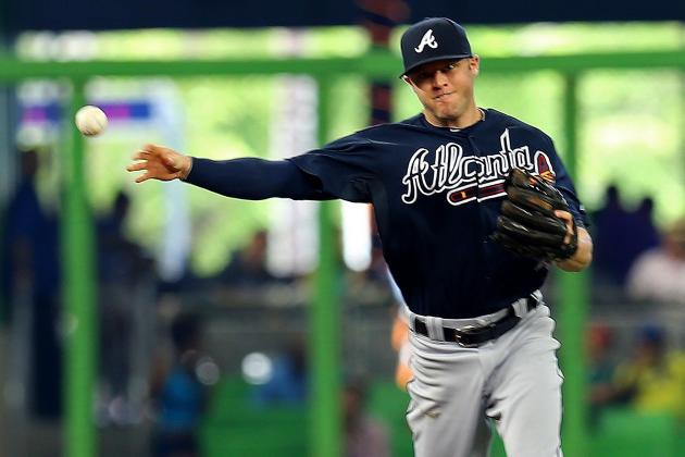 Braves Lose Pastornicky (Torn ACL) for Season
