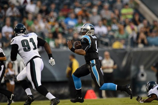 Is the New Carolina Panthers Offense a Problem for Cam Newton?