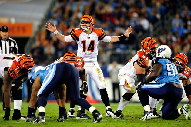 Titans vs. Bengals: TV Info, Spread, Injury Updates, Game Time and More