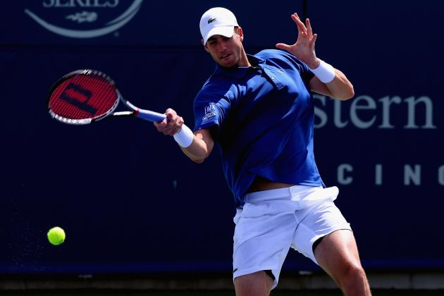John Isner Upsets World No. 1 Novak Djokovic