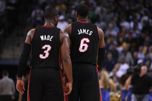 If Forced to Choose, Miami Heat Must Keep LeBron James over Dwyane Wade