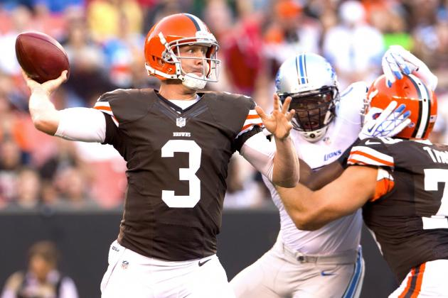 It's Time to Buy into Brandon Weeden After Another Dominant Preseason Showing