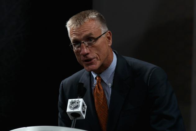 Which Team Ranks as Paul Holmgren's Best?