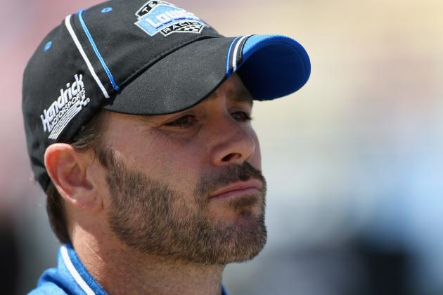 How Jimmie Johnson's Lack of a Rival Hurts His Place in NASCAR History