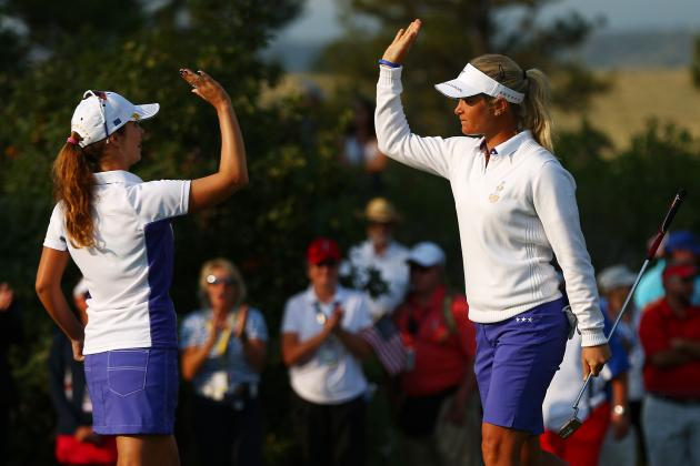 Solheim Cup 2013 Results: Updated Points and Standings for Entire Tournament