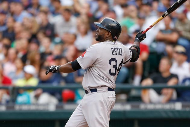 A-Rod, Griffey Jr. Left Speechless by Young David Ortiz'S Power in 1996