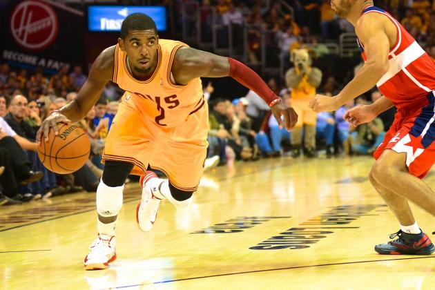 What Kyrie Irving Must Do to Become a Top-3 PG in the NBA Next Season